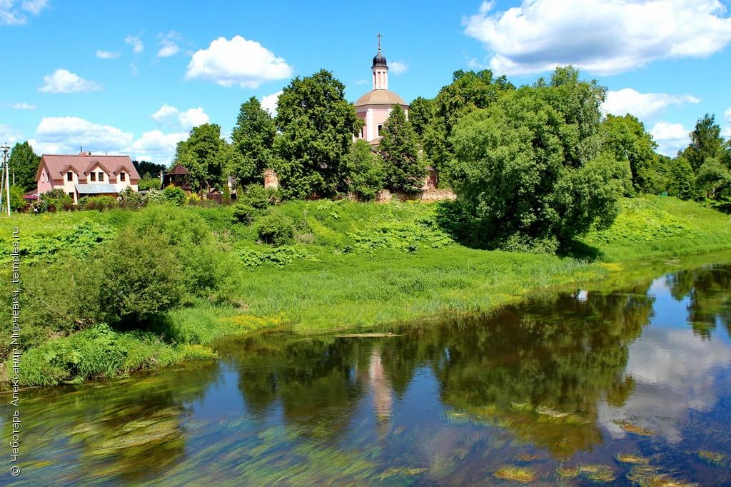 Хорошая экология Рузского района МО и недорогие участки с домами
